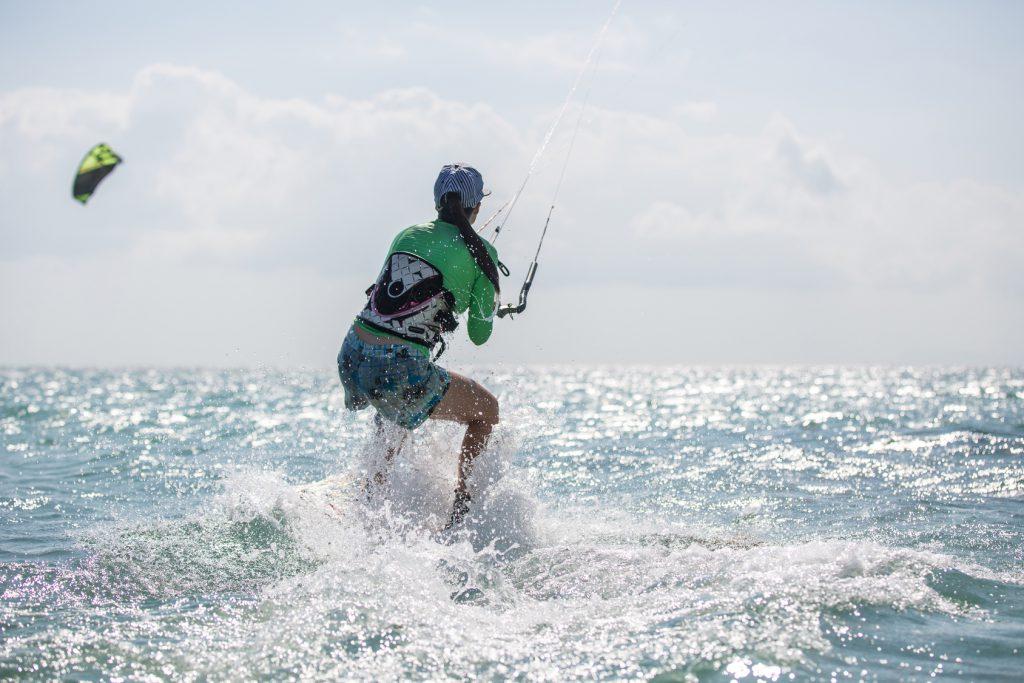 Uscita Pratica - KiteBus - Lago di Garda